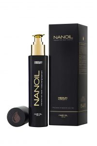 najlepszy olejek do włosów Nanoil